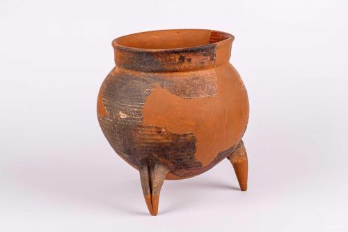 Grappen aus Keramik, Volksbank 1983