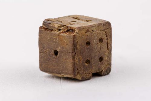 Spiel-Würfel aus Holz