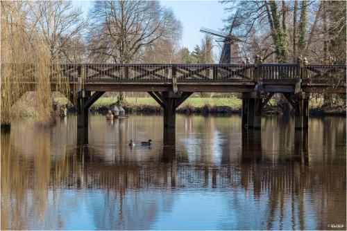 Brücke zum Torhaus