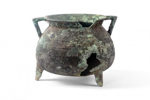 Bronzegrapen, Emmen, 4