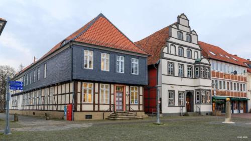 Gifhorn alte Stadthäuser