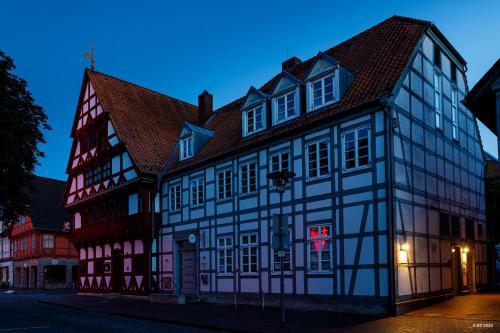 Stadtarchiv und Ratsweinkeller bei der Night of Light