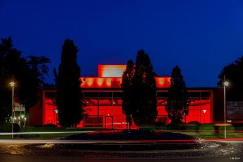 Night of Light an derStadthalle